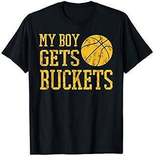 Birthday Gift Basketball - Basketball Mom Dad Tee Short and Long Sleeve Shirt/Hoodie