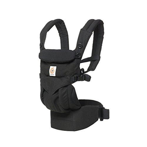 ErgoBaby Omni 360 Baby Carrier Pure Black