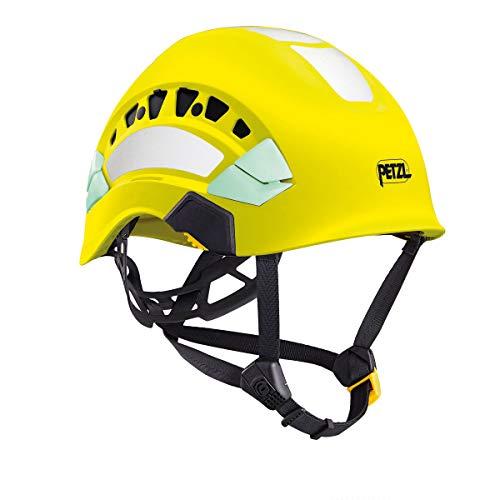 (Petzl Vertex Vent Hi-VIZ ANSI OSHA Helmet HI-VIZ Yellow 2019)