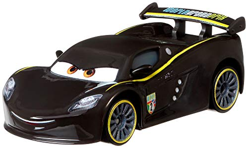 Disney Pixar Cars Die-cast Lewis Hamilton Vehicle from Disney Cars
