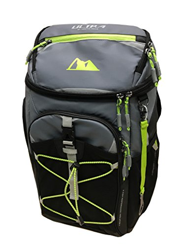 Arctic Zone 1056098 Ultra by 24cans Ice SuperFoam High Performace Insulation Sport Backpack Cooler