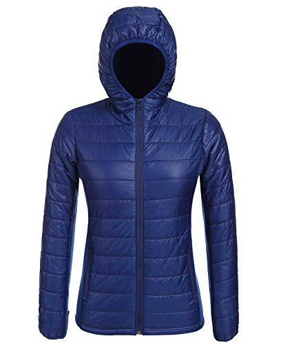 Trapuntata Blu Reale Maniche Donna Giacca Unibelle Basic Lunghe RBFwqUYg5