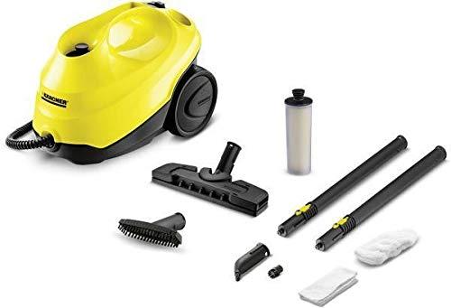 Karcher SC 3-15130020 Steam Vacuum Cleaner, Yellow & Black