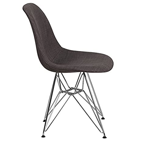Modway Regard Wood Armchair in Gray EEI-2578-GRY