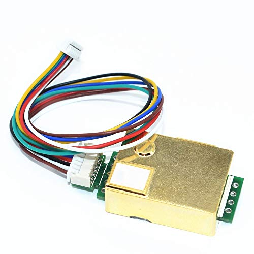 Tonglura Thinary Electronic MH-Z19 MH-Z19B CO2 Carbon Dioxide Gas Sensor Serial Output Non dispersive Infrared for co2 Monitor MH-Z19B