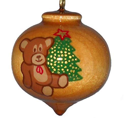 (Personalized Teddy Bear Christmas)
