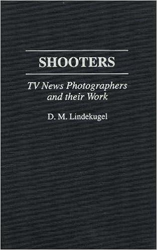 Descargar Libro Ebook Shooters: Tv News Photographers And Their Work Gratis Formato Epub