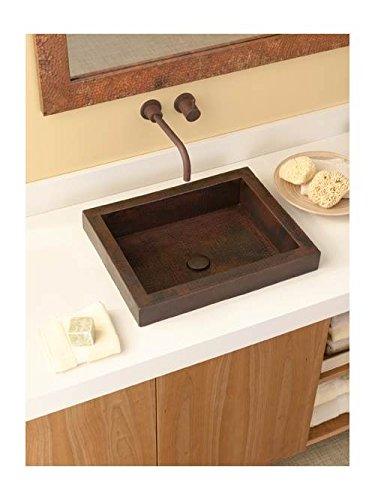 Tatra Rectangular Bathroom Sink in Antique (Tatra Sink)