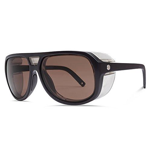 Electric Visual Stacker Matte Black/OHM+Polarized Rose - Sunglasses Electric Goggles