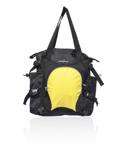 obersee-innsbruck-diaper-bag-tote-with-cooler-black-yellow-by-obersee