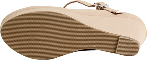Jane Classified Strappy Women's Platform City Sandal Natural Wedge Mary nwBtPIx