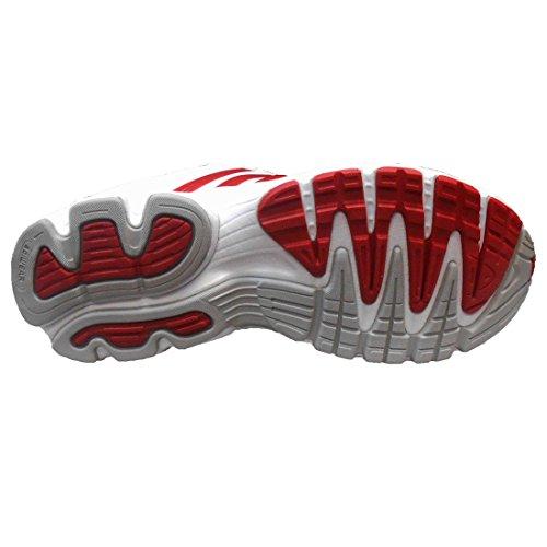 adidas Womens SM Excelsior 6 Training Running Shoes Running White/Unired/Metallic Silver mVYN1u9h