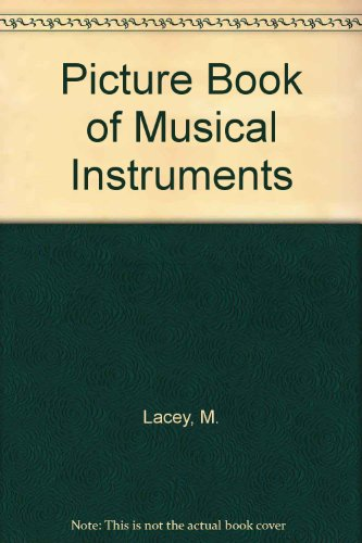 Picture Book of Musical Instruments PDF