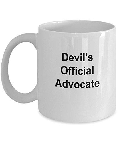 Devil's Advocate Mug