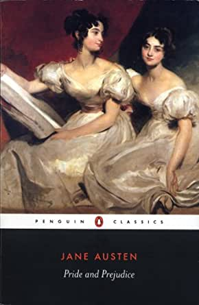 Classic Books- pride & Prejudice