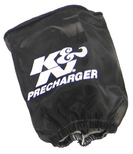 K&N RU-0500PK Black Precharger Filter Wrap - For Your K&N RA-0500 Filter