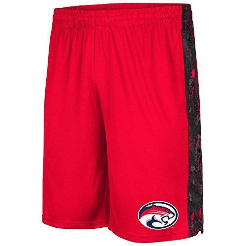 Mens NCAA Houston Cougars Basketball Shorts (Team Color) - S
