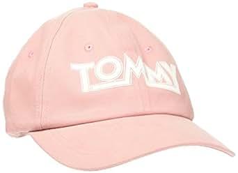 Tommy Hilfiger THD Soft Cap, Gorra de béisbol para Mujer, Naranja (Confetti 630), Fabricante: Talla única: Amazon.es: Ropa y accesorios