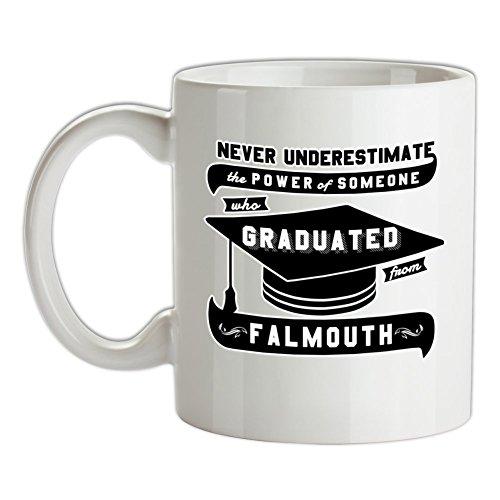 FALMOUTH Graduate - 10oz Ceramic Mug