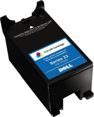 Dell Color Cartridge X752N Yield