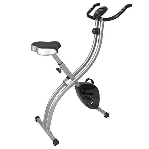Cheap ATIVAFIT Indoor Cycling Bike Folding Magnetic Upright Bike Stationary Spin Bike Recumbent Exercise Bike