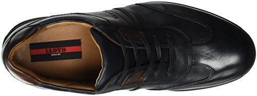 Lloyd Blake, Men's Low-Top Sneakers Blau (Blue/T.d.moro)