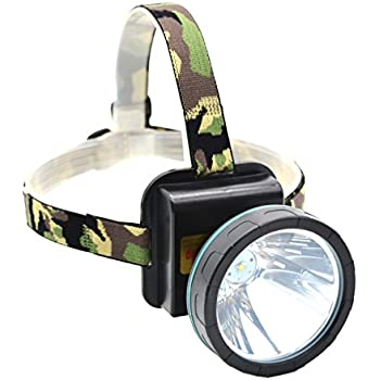 Eornmor 4000 Lumens Ultra Bright Outdoor Rechargeable LED headlamp IPX4 Waterproof CREE Headlamps Flashlight Brightest Headlight Torch Head Lights For ...