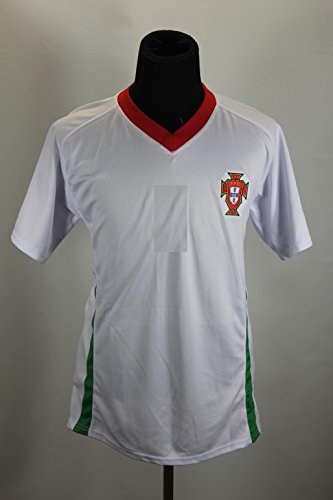 Portugal Replica Jersey (Portugal Away Adult Soccer Jersey - Size)
