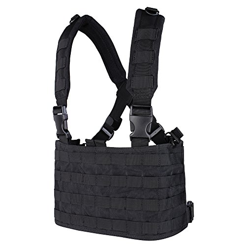 Condor Ops Chest Rig, Black