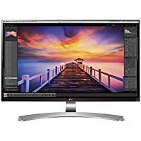 LG Electronics 4K UHD 27UD88-W 27 LED-Lit Monitor with USB Type-C