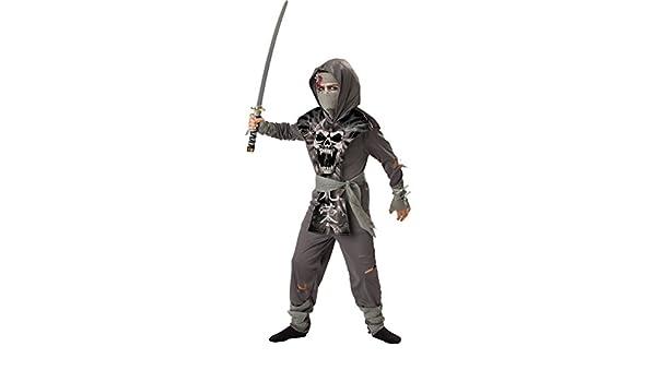 En Trajes de car-cter 196.383 Tama-o Zombie Ninja Costume Ni ...