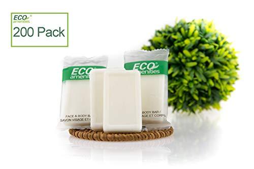 ECO Amenities Spa Sachet Individually Wrapped 0.5 ounce Clea