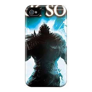 CassidyMunro Iphone 6 Perfect Hard Phone Covers Allow Personal Design Lifelike Dark Souls Series [rzU22961kXMo]