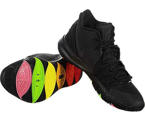 Nike Mens Kyrie 5 Basketball Shoe (Rainbow Soles) (12)