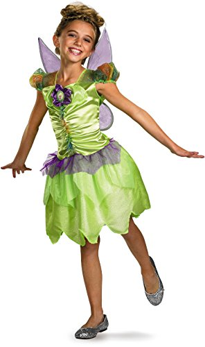 Tinker Bell Rainbow Classic Costume - Extra Small (Disney Tinkerbell Dress)