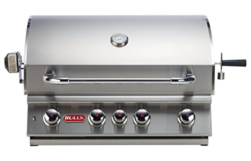 (Bull Outdoor Products BBQ 47628 Angus 75,000 BTU Grill Head, Liquid Propane)