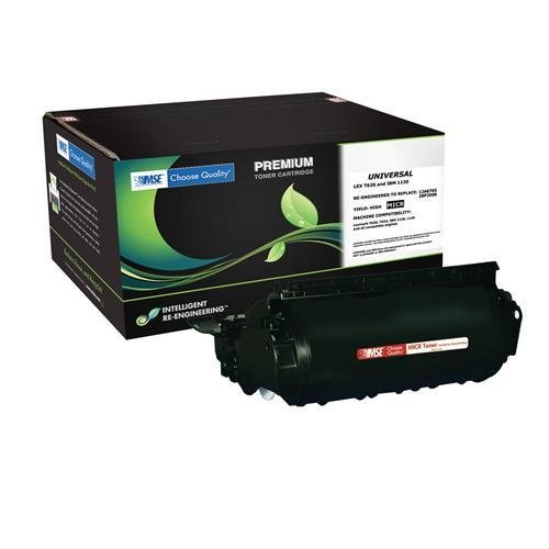 (MSE Toner 12A6765,12A6865,28P2008,28P2007,28P2009,28P2010 for Lexmark T620,622,Ibm Infoprint 1130,1140 - 15,000 Yield)