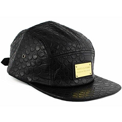 AGORA Full Snakeskin 5 Panel - Quiet Life Hat