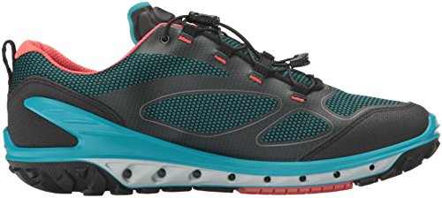 Capri Blush Biom Fitness Chaussures Venture Rouge 50323black Coral Femme Breeze de Ecco Z8a7An
