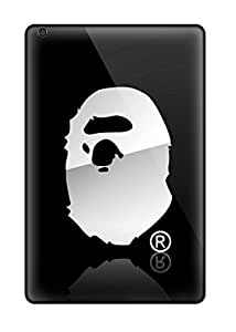 New Bape Tpu Skin Case Compatible With Ipad Mini/mini 2