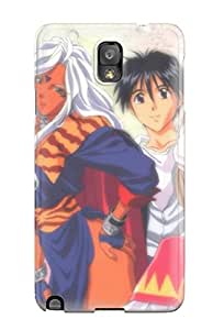 Top Quality Case Cover For Galaxy Note 3 Case With Nice Ah My Goddess Appearance