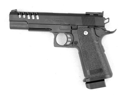 Kugelpistole 24cm mit Magazin und Munition - Schwere Ausführung - ab 14 Jahren