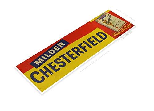 - Poster C194 Chesterfield Cigarettes Retro Cigar Smoke Shop Bar Pub Store Sign Cottage Cave 6