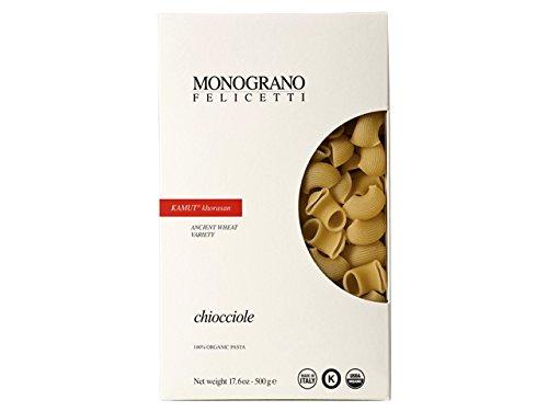 (Organic Kamut Chiocciole Selezioni Monograno Pasta by Felicetti (2 Pack))
