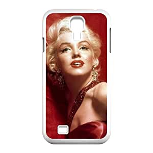 Samsung Galaxy S4 9500 Cell Phone Case White Marilyn Monroe IBG Plastic Back Cell Phone Case