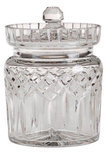 Barrel Biscuit Lismore Waterford (Waterford Crystal Lismore Biscuit Barrel by Waterford)