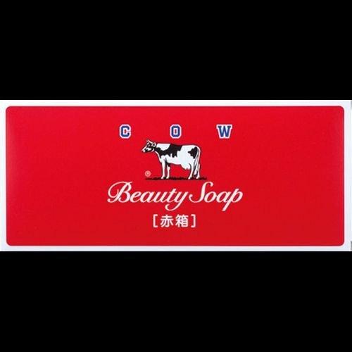 産地ちょうつがい市の中心部【まとめ買い】カウブランド石鹸 赤箱100g*6個 ×2セット