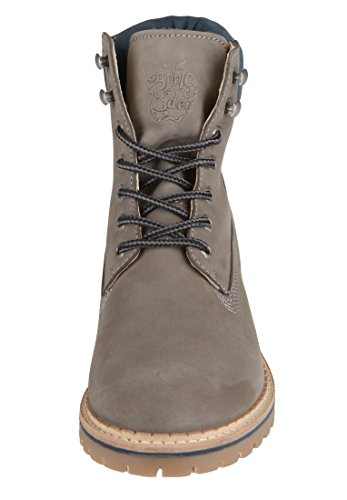 Gris Apple Star of Eden Bottines Femme BwXOBq