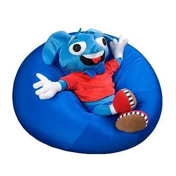 Fun And Function Mushy Smushy Beanbag Chair, Age 1+ U2013 Support Back U0026 Hips