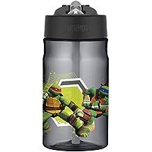 Thermos 12 Ounce Tritan Hydration Bottle, TMNT